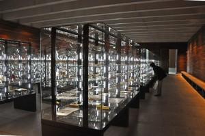 Ausstellunghalle im Literaturmuseum der Moderne