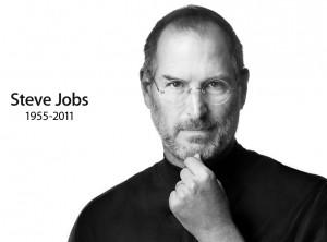 Steve Jobs, der Mitbegünder von Apple ist mit 56 Jahren gestorben. [Bild: Apple.de]