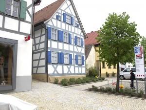 Das Levi Strauss Museum in Buttenheim